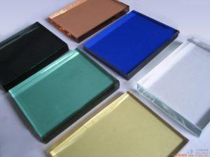 玻璃樣式-有色平板玻璃