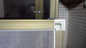 台中修紗窗-紗窗彈片
